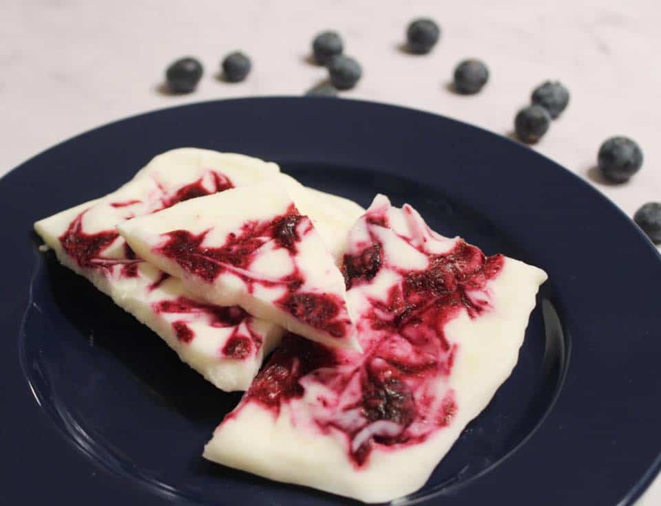 Blueberry FroYo Bark - 0 Freestyle Points